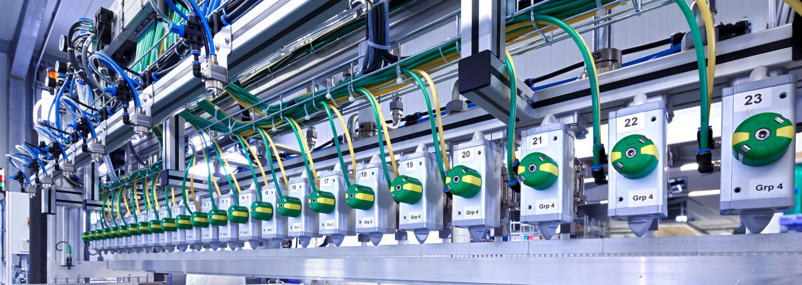 1K-Klebstoffauftragssystem